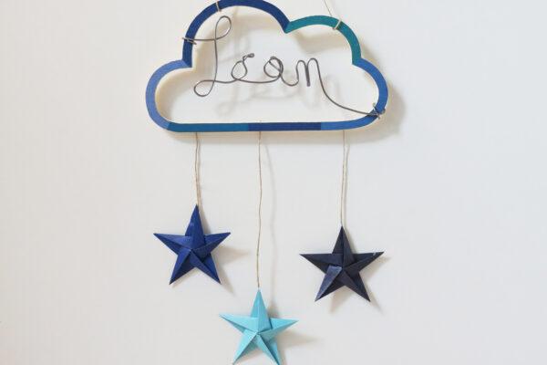 prenom-nuage-leon-fil-de-fer-au-fil-des-bulles